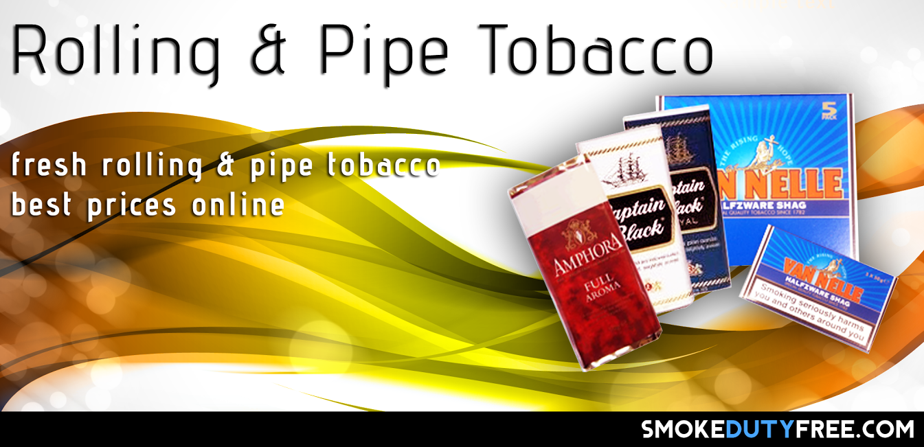 Tax Free Rolling & Pipe Tobacco