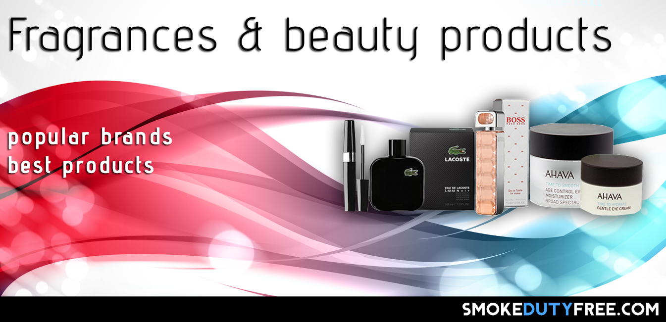 Popular Fragrances & Beauty Products